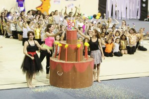GALA des 80 ans de Grenoble Gym 28 mai 2016